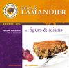 Almond Fig Raisin Cake