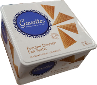 Gavottes Crispy Rolled and Fan Wafers