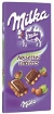 Milka Milk Chocolate Bar with Hazelnuts