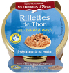 Tuna Rillettes with Green Peppercorn