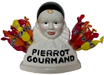 Pierrot Gourmand bust