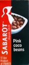 Sabarot Pink Coco Beans