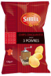 Sibell Three Pepper Potato Chips