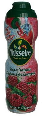 Teisseire syrups