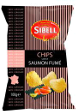 Sibell Smoked Salmon Potato Chips